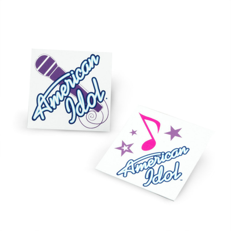 American Idol Tattoos (8 count)