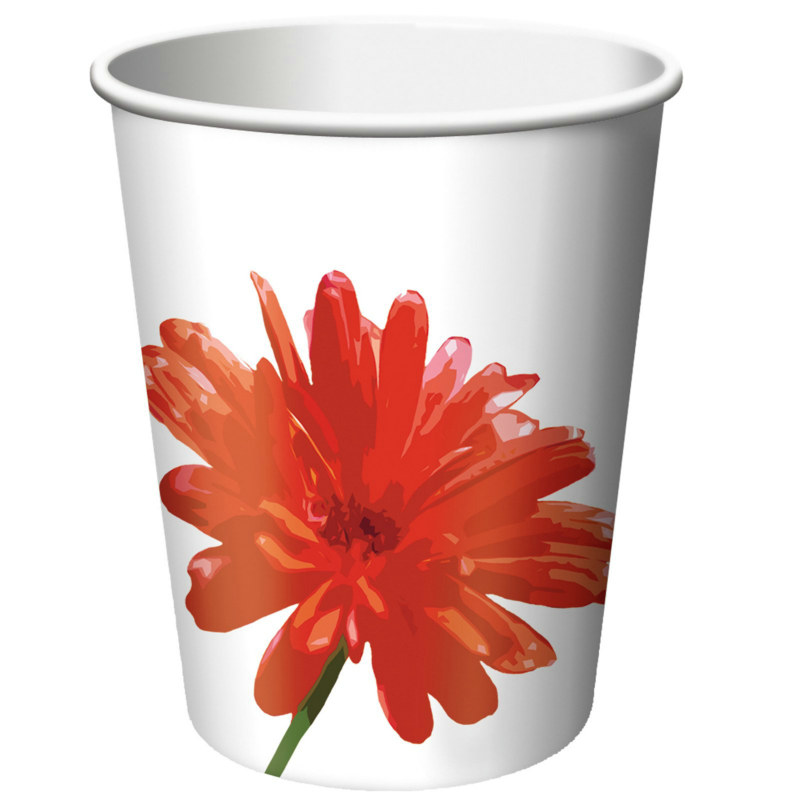Suncatcher 9 oz. Paper Cups (8 count)