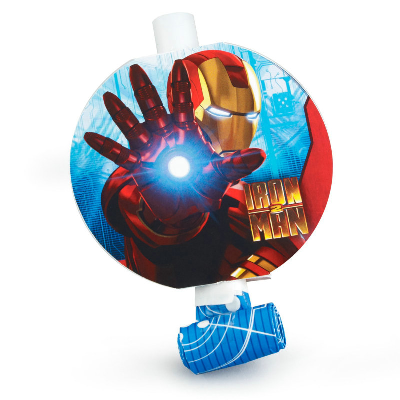 Iron Man 2 Blowouts (8 count)