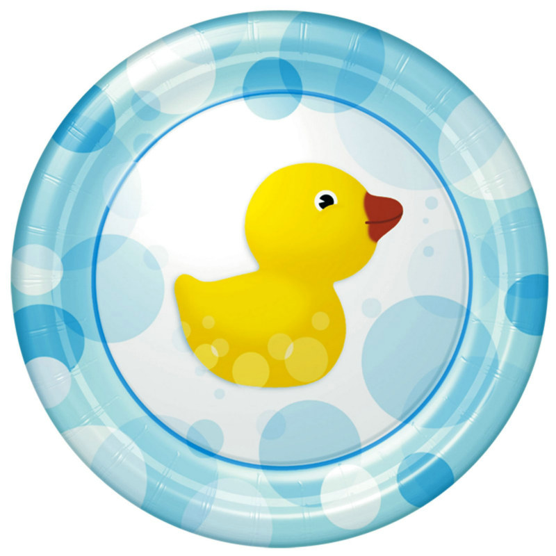 Splish Splash Dinner Plates (8 count)