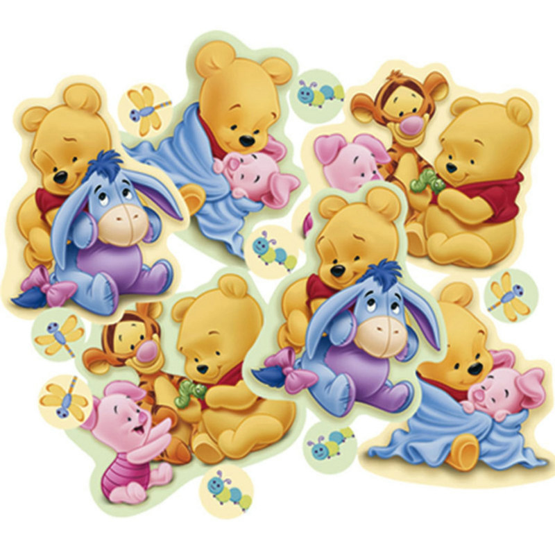 Baby Pooh and Friends Confetti