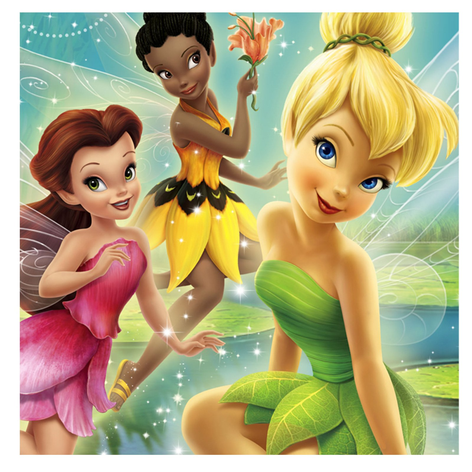 Disney's Fairies Lunch Napkins (16 count)
