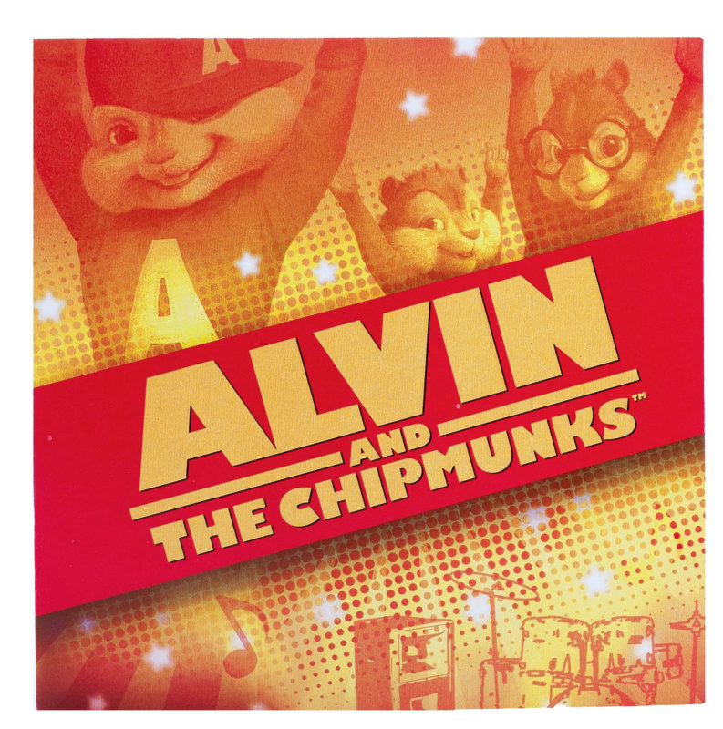 Alvin and the Chipmunks Lunch Napkins (16 count)
