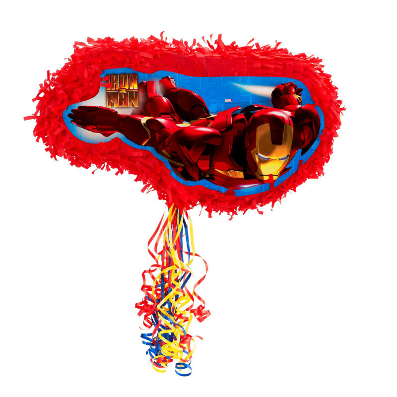 "Iron Man 2 - 19"" Pull-String Pinata"