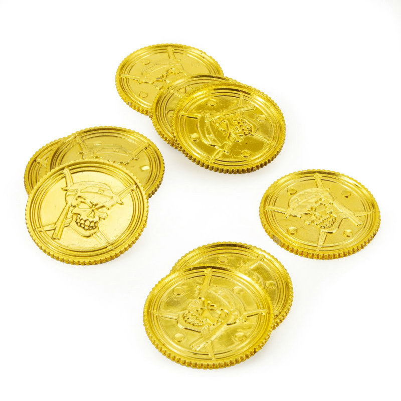 Gold Coins - Set of 30