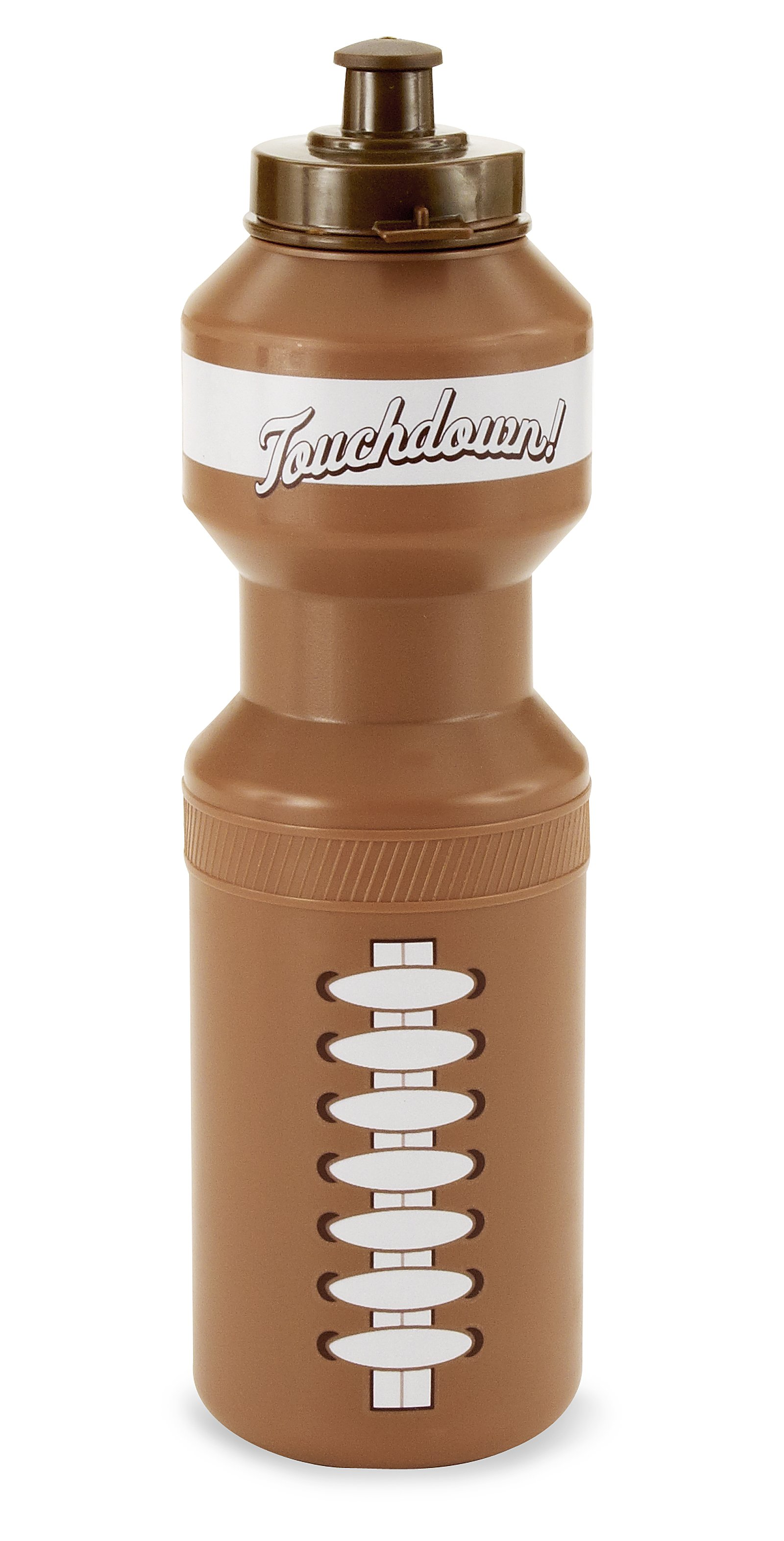 Football Sports Bottle (1 count)