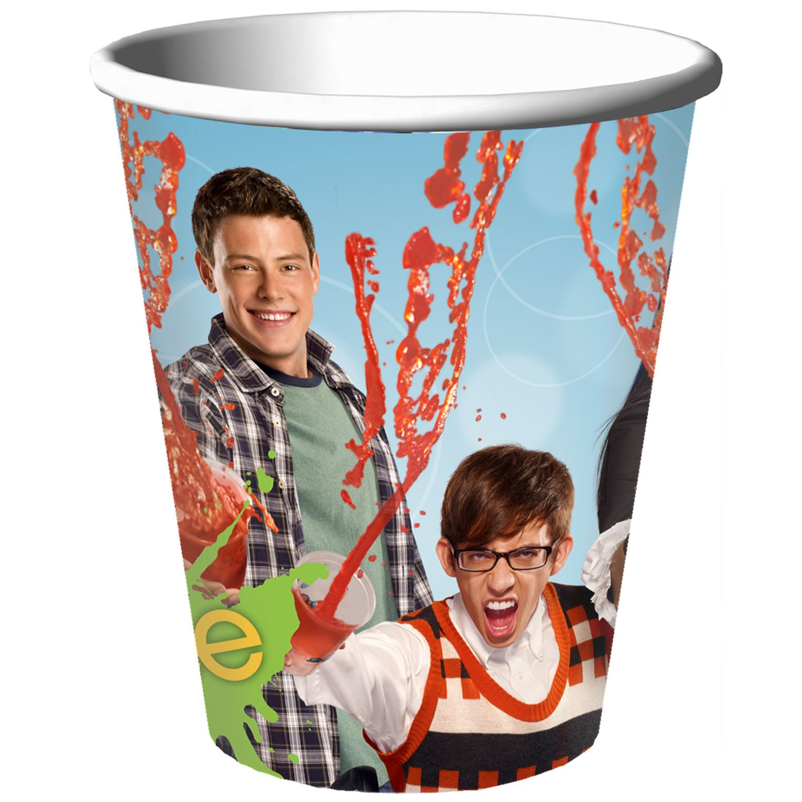 Glee 9 oz. Cups (8 count)