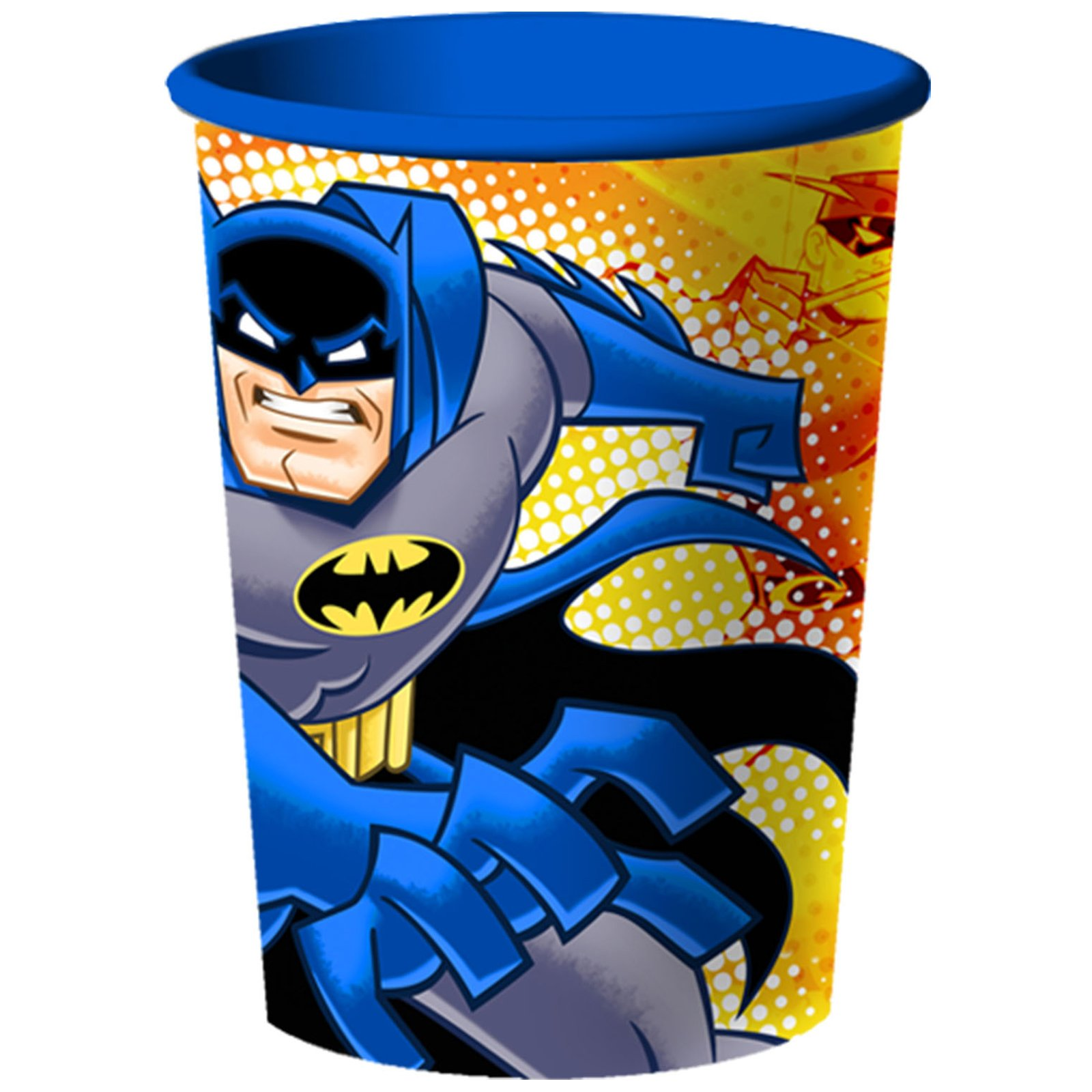 Batman Brave and Bold 16 oz. Plastic Cup (1 count)