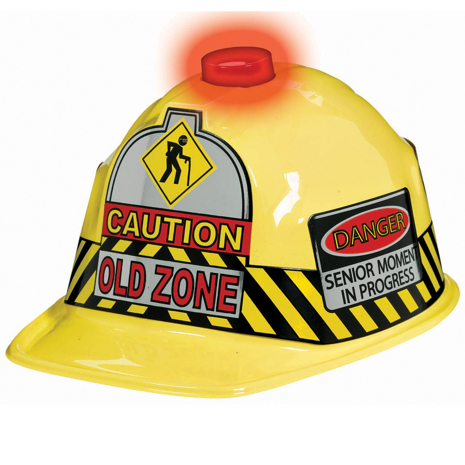 "Over the Hill ""Old Zone"" Flashing Hat"