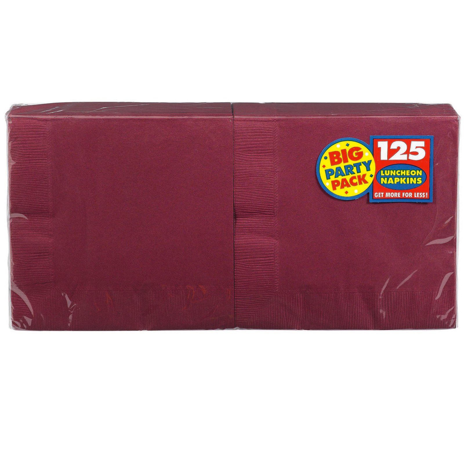Berry Big Party Pack - Lunch Napkins (125 count)