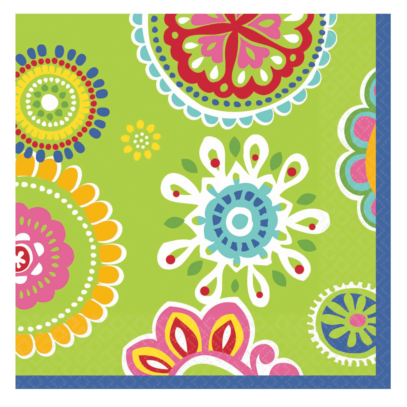 Cool Splash Lunch Napkins (16 count)