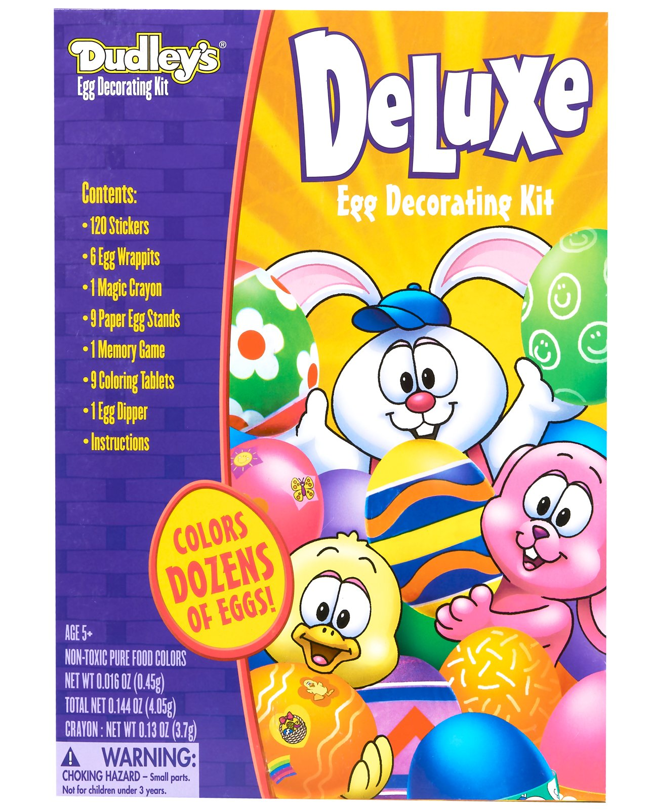 Deluxe Egg Decorating Kit