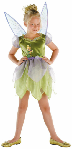 Tink And The Lost Treasures Classic Toddler/Child Costume
