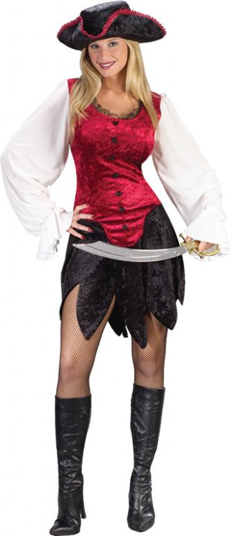 First Mate Adult Costume