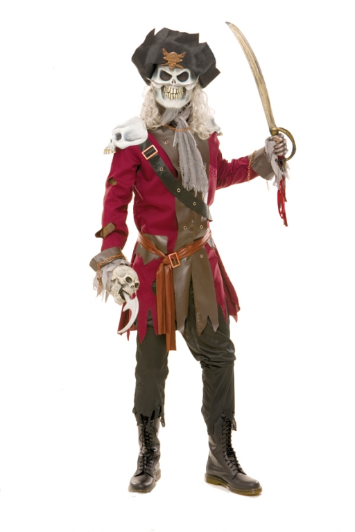 Wicked Captain Hook Costume