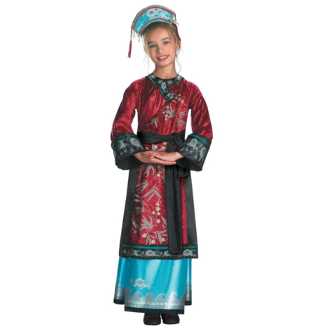 Pirates of the Caribbean 3 Elizabeth Geisha Deluxe Child (2007)