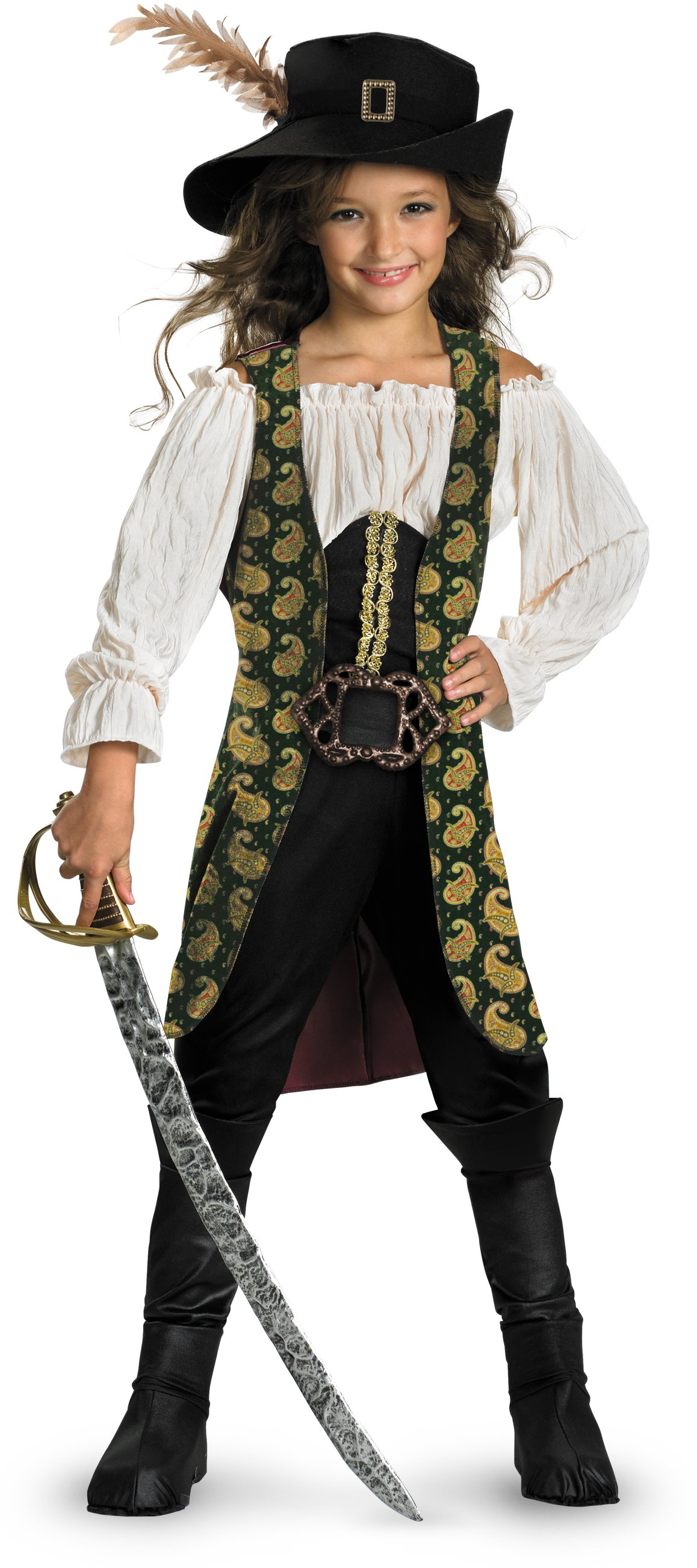 Pirates of the Caribbean 4 On Stranger Tides - Angelica Deluxe C