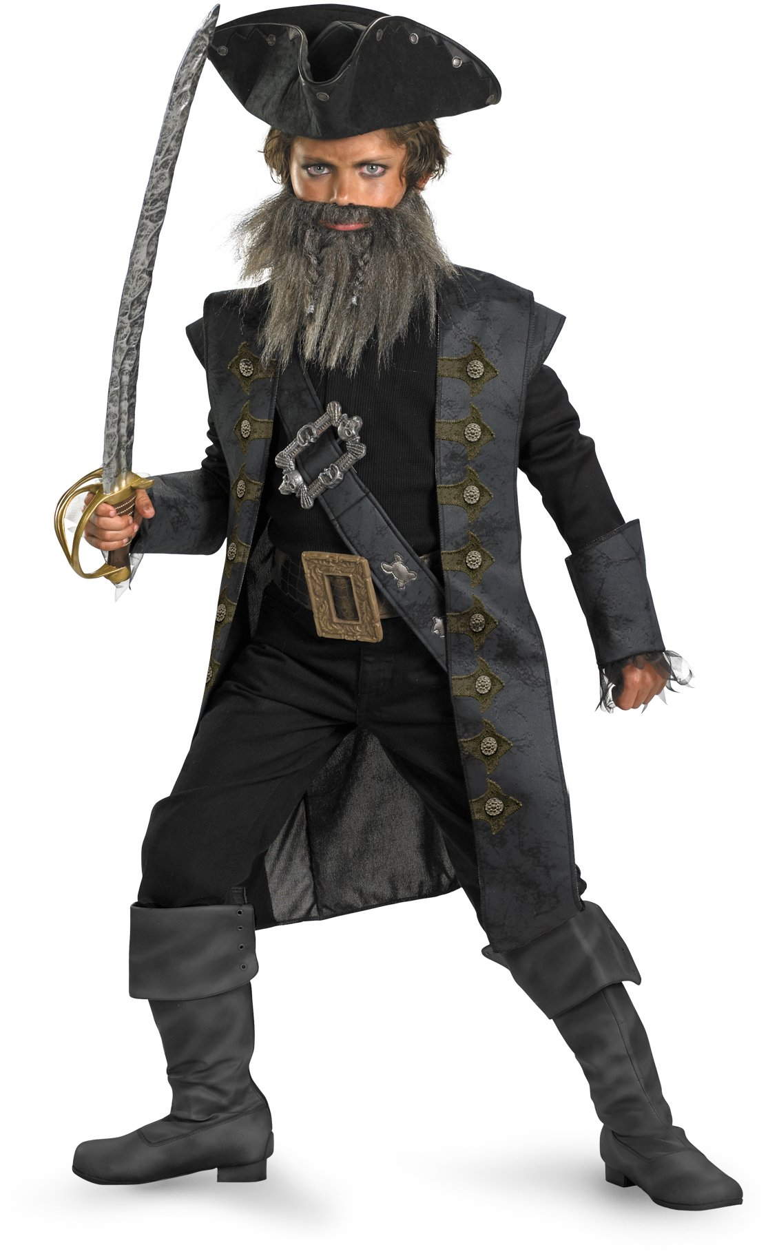 Pirates of the Caribbean 4 On Stranger Tides - Blackbeard Child