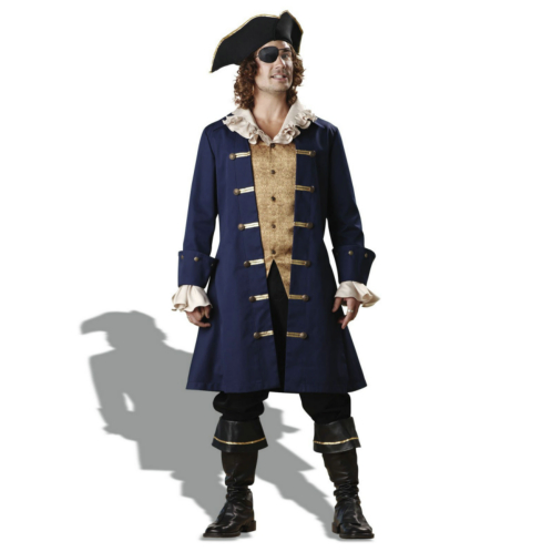 Cap'n Cutthroat Elite Collection Adult Costume