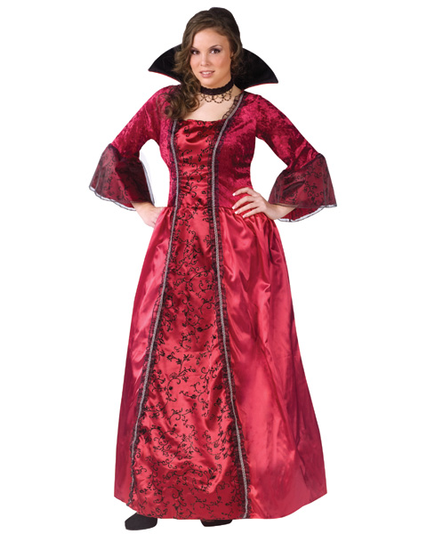 Blood Queen Plus Size Costume