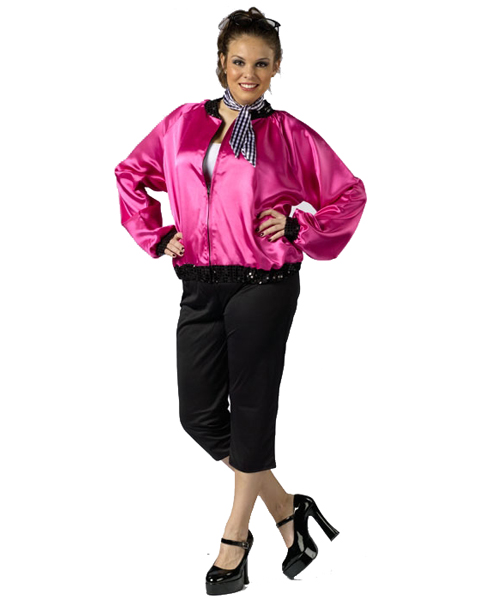 Womens Plus Size T-Bird Sweetie Costume