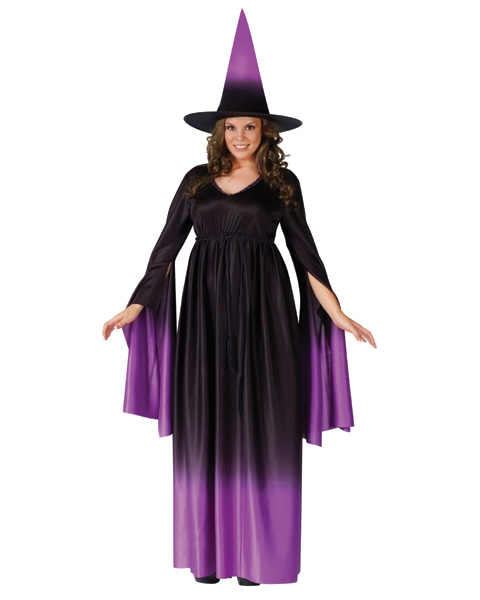Magical Witch Plus Size Costume
