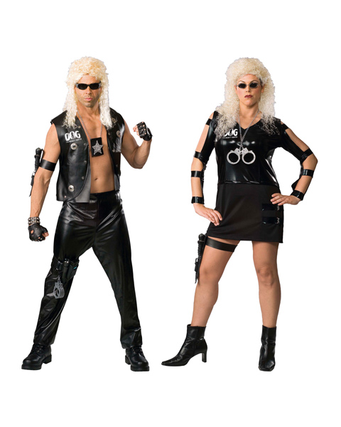 Beth/Dog The Bounty Hunter Couple