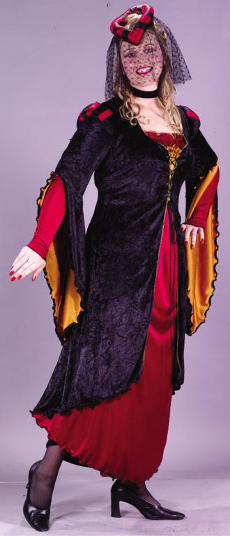Renaissance Countess Plus Size Adult Costume