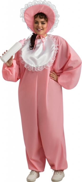 Baby Girl Plus Size Costume