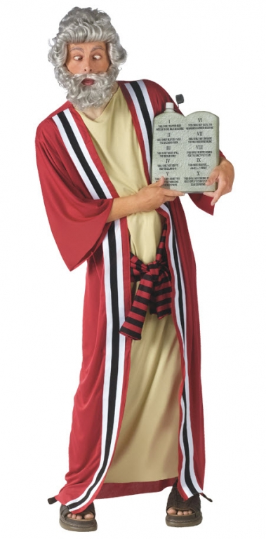 Party Moses Costume