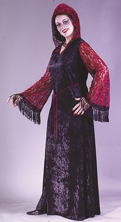 Gothic Countess Plus Size Adult Costume