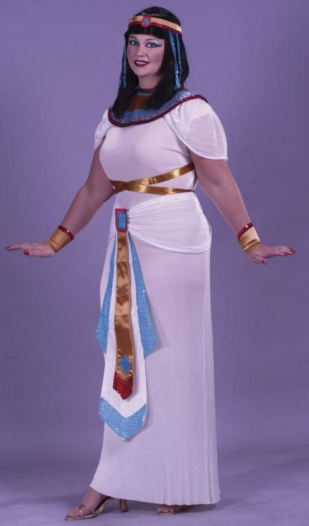 Queen Of The Nile Plus Size Adult Costume