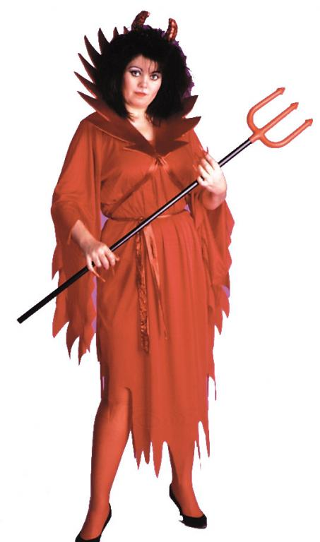 Devils Delight Plus Size Adult Costume