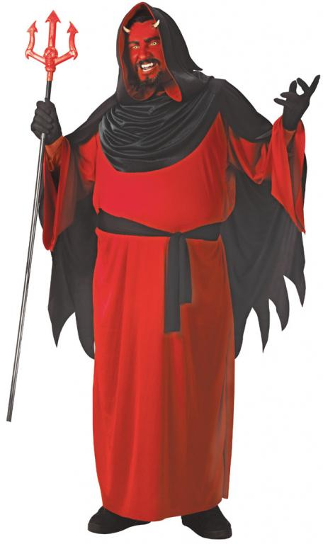 Emperor Of Darkness Plus Size Adult Costume