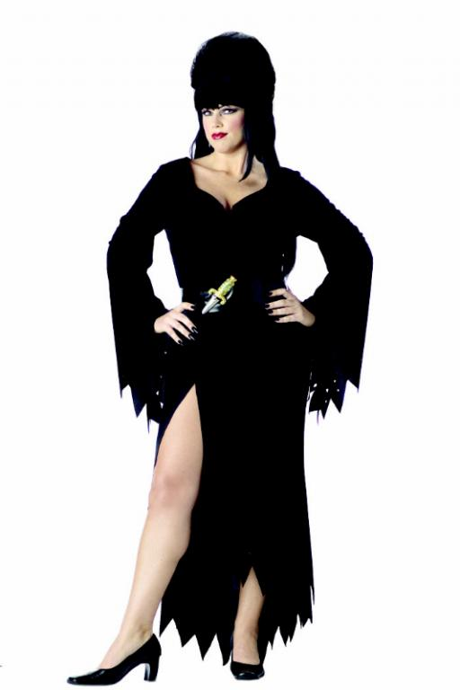 Queen of Halloween Costume - Click Image to Close