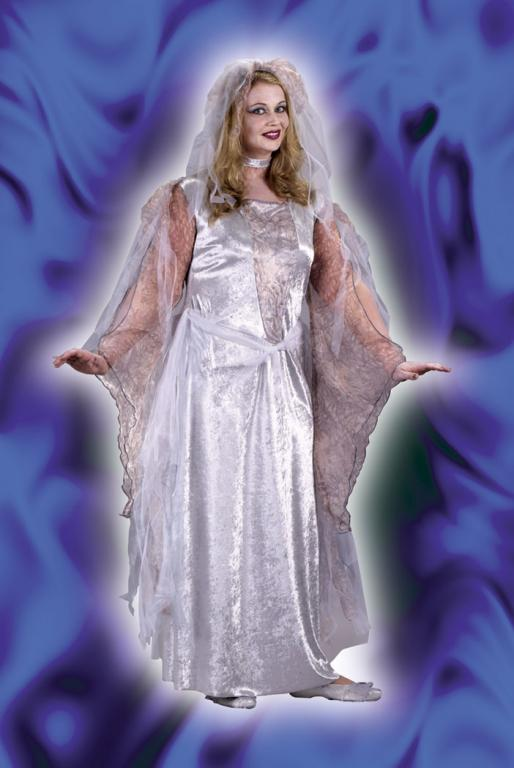 Ghostly Goddess Plus Size Adult Costume