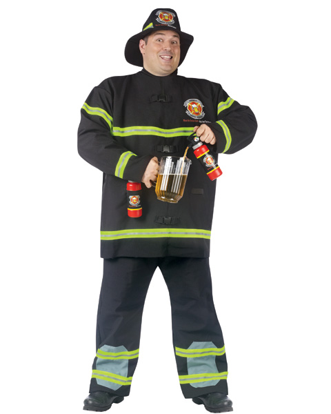 Fill 'er Up Plus Size Costume