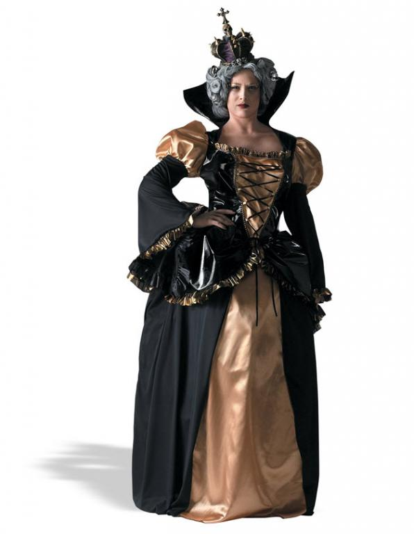 Wicked Queen Plus Size Costume