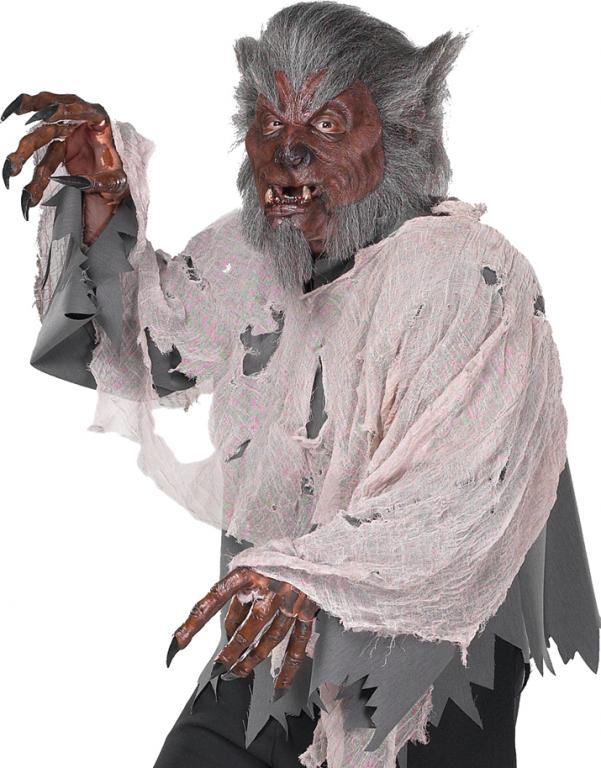 Creepeez Werewolf Plus Size Adult Costume