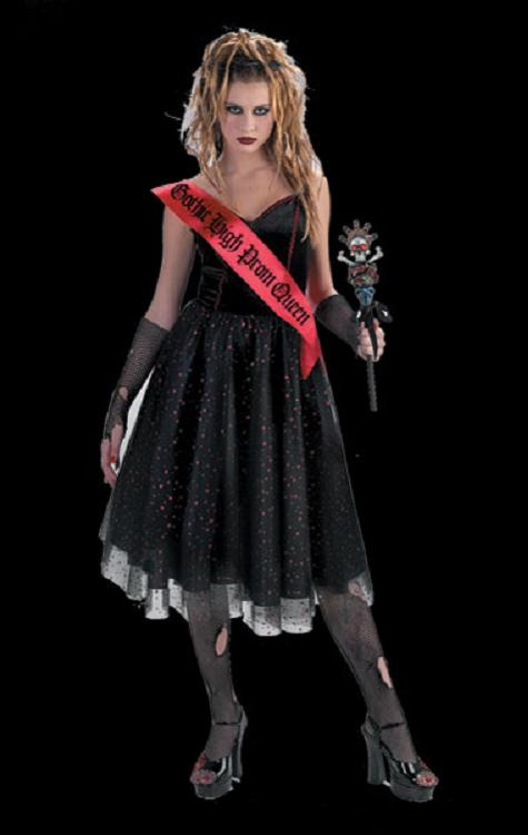 Prom Queen Plus Size Costume