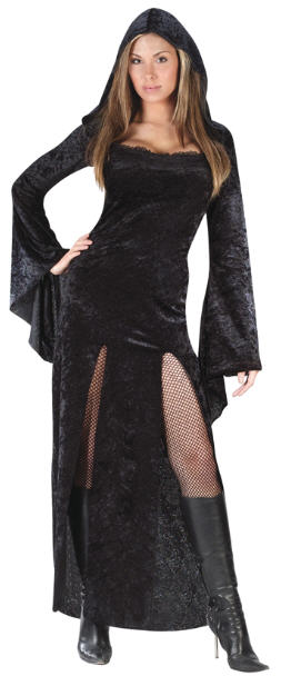 Sultry Sorceress Plus Adult Costume