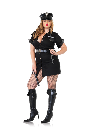 Sergeant Plus Size Costume