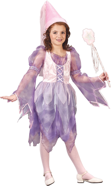Lilac Princess Child Costume