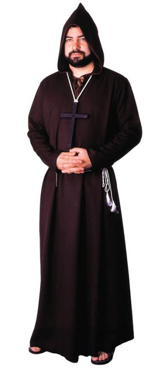 Quality Monk Robe Adult Costume