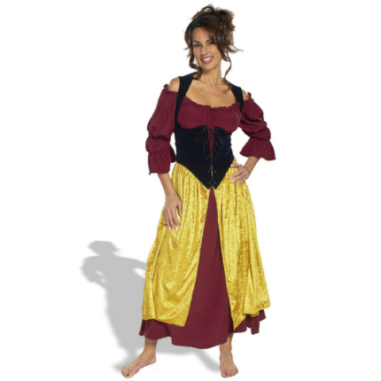 Tavern Wench (Maureen) Adult Costume