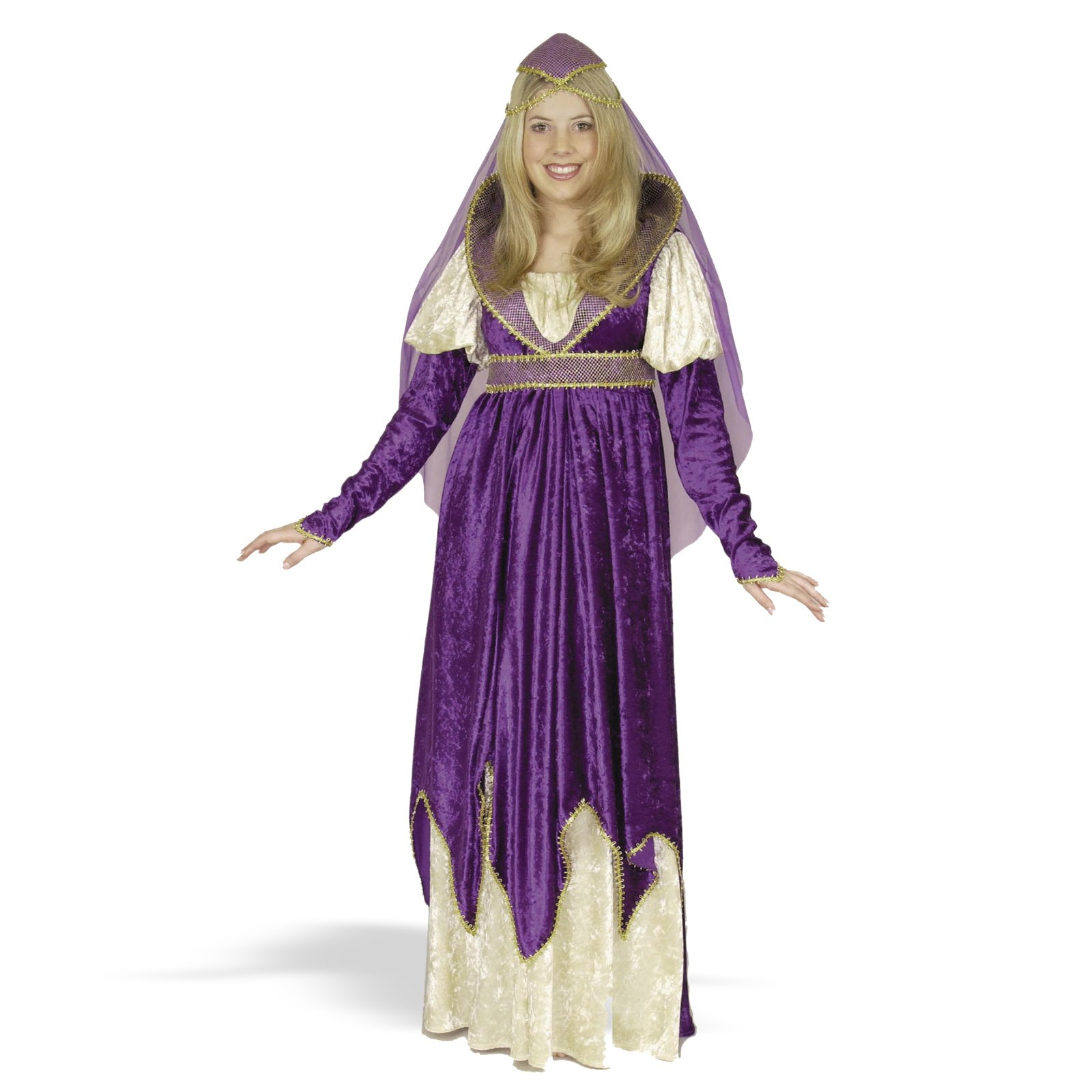 Maiden of Verona Adult Plus Costume