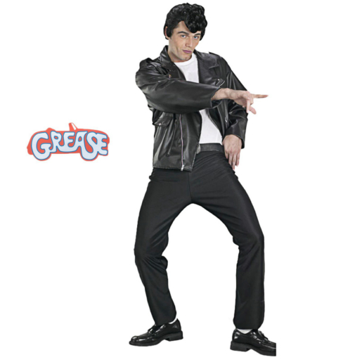 Grease - Danny's T-Bird Jacket Deluxe Costume