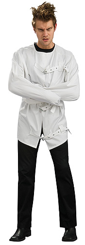 Straight Jacket Costume