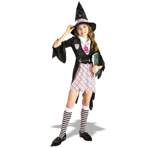 Charm School Witch Child Costume