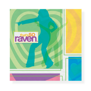 That's So Raven Lunch Napkins (16 count)